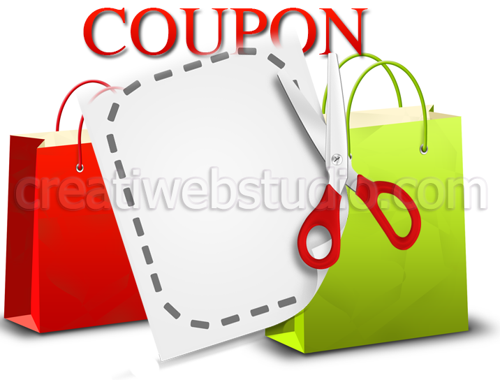 We create online stores - webshop coupon - www.creatiwebstudio.com