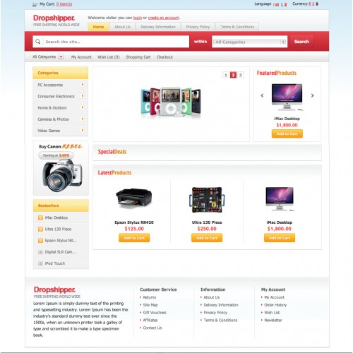webshop design Webshop design 18 webshop design